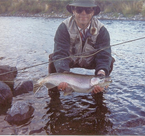 Part 3 December, Fun , Sun and Huge Trout